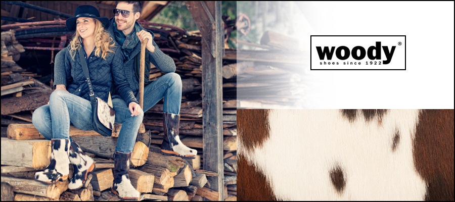 Kuhfell Holzschuhe & Kuhfell Holz Clogs | Innovativ bequem