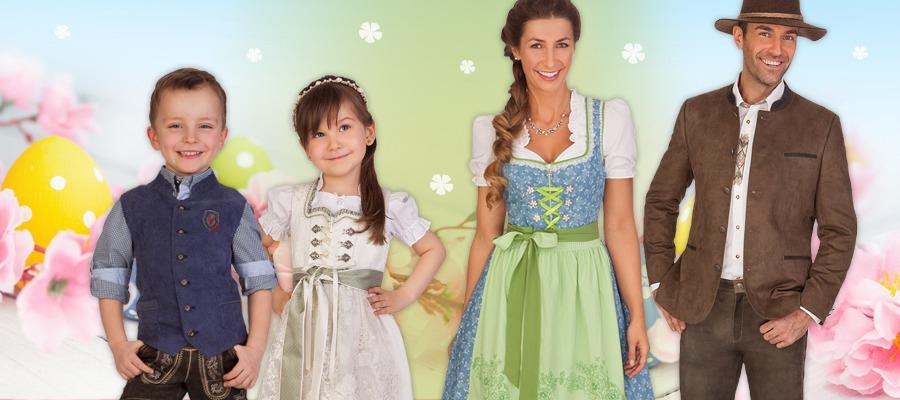 8e73c60555641 Osterfest in Tracht ♥ Zusammen mit der ganzen Familie ✓