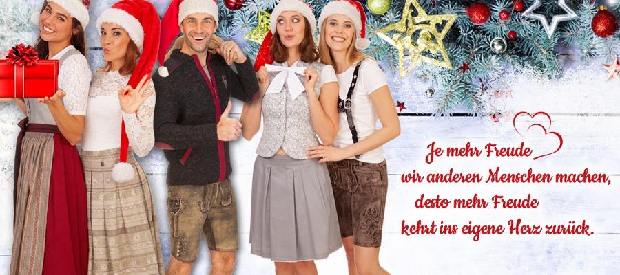 Fc Bayern Wünscht Frohe Weihnachten.Alpenwahnsinn Trachtenmode I Frohe Weihnachten 2018