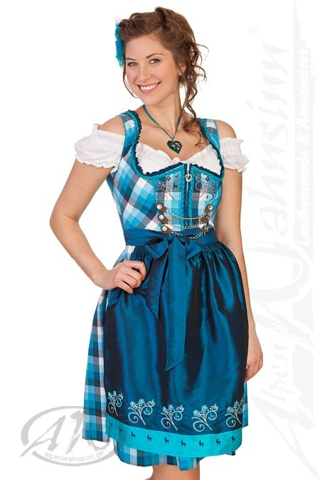 spieth wensky minidirndl trachten minidirndl 2tlg. Black Bedroom Furniture Sets. Home Design Ideas